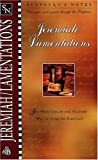 Jeremiah and Lamentations, Paul R. House, 0805490701