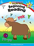#10: Beginning Reading, Grade K: Gold Star Edition (Home Workbooks)