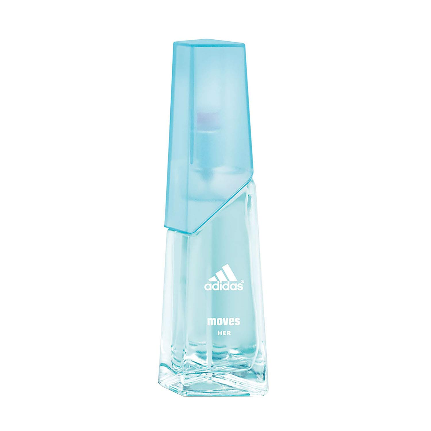 Adidas Moves by Coty for Women 1.0 oz Eau de Toilette Spray (Unboxed)