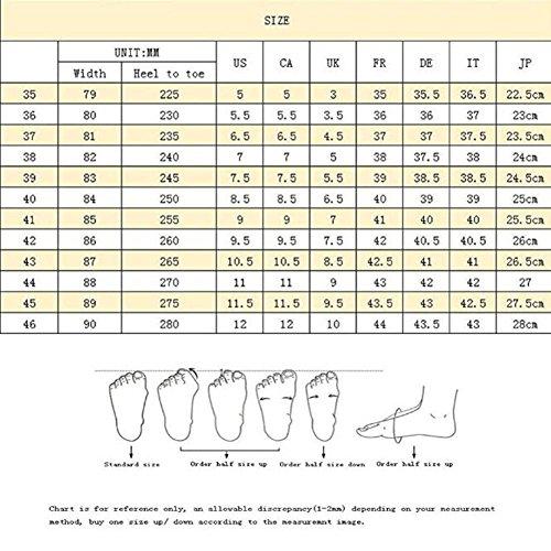 Kaksinkertaisen Osapuoli Tuskin Korkokenkiä Kengät Siellä Soljen Gl Stiletto Yc 34 Kokoa Naisten Sandaalit Hyvät Punainen qwUBU0fz