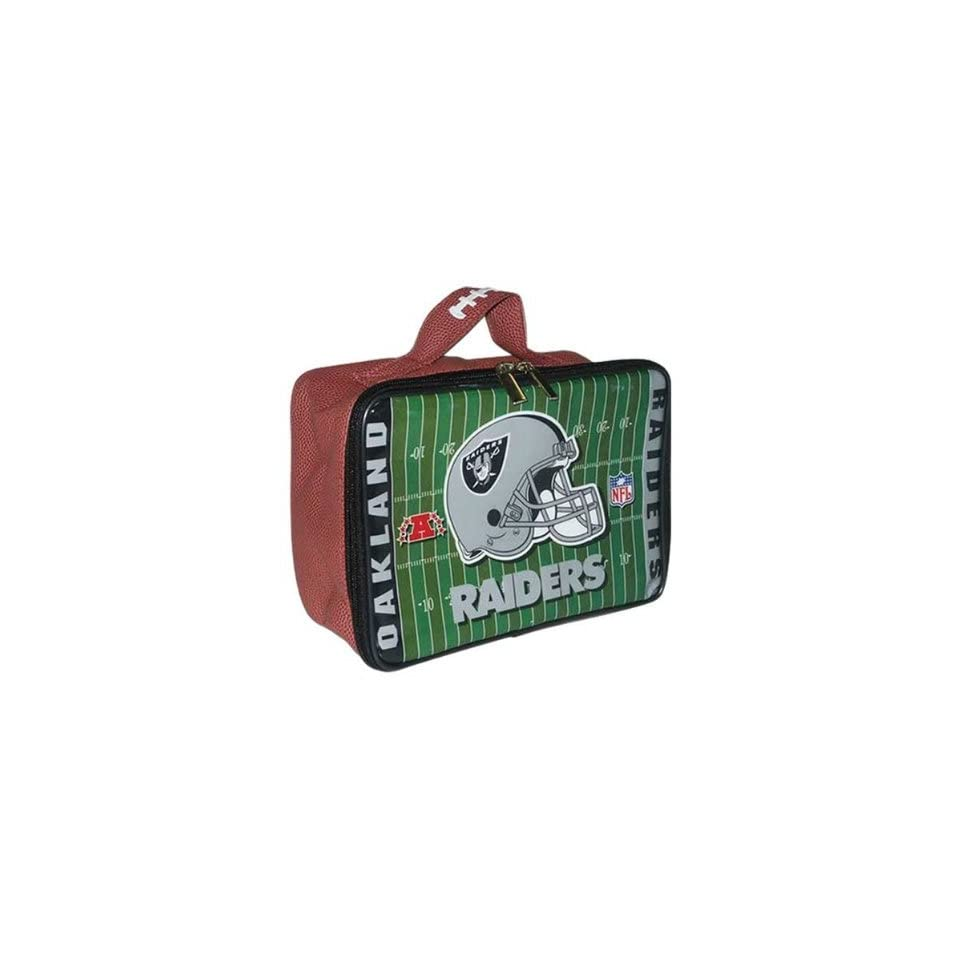 Oakland Raiders NFL Soft Sided Lunch Box