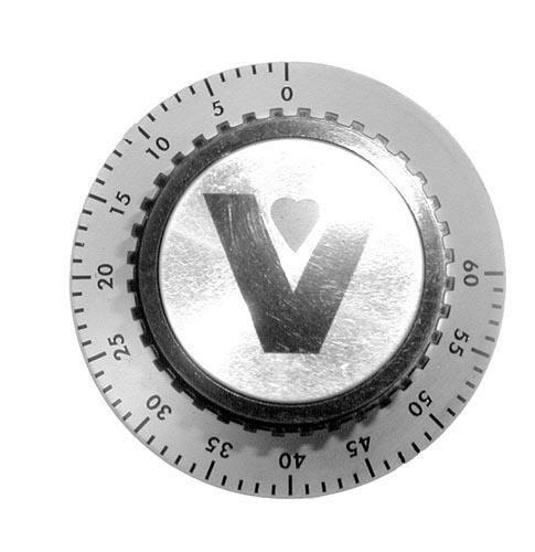Vulcan Hart VULCAN HART 881669-10 Knob Timer 2-1/2 Dia 0-60 For Steamer Sq Vl Oem # 221146