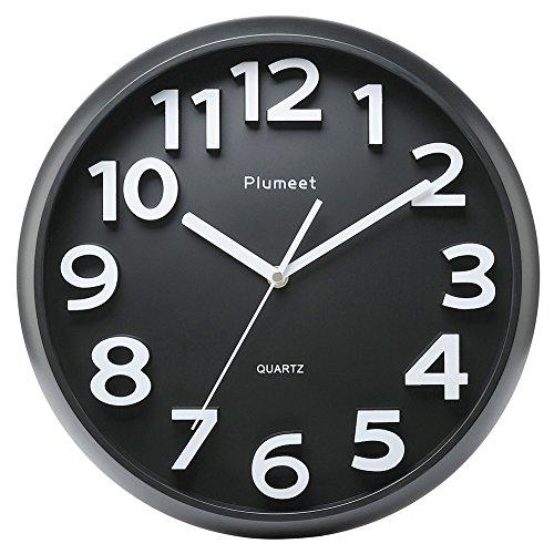 Large Clocks For Wall Amazon Com