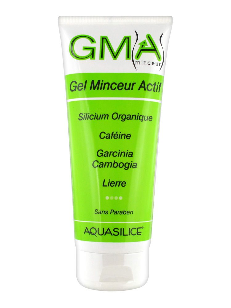 Aquasilice GMA Gel Minceur Actif 200 ml 210195