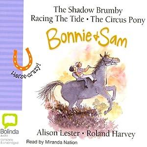 Bonnie & Sam 1, 2 & 3 Audiobook