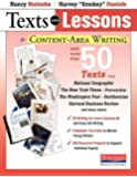 Texts and Lessons for Content-Area Writing: With More Than 50 Texts from National Geographic, The New York Times…
