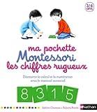 Ma pochette Montessori : Les chiffres rugueux