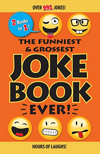 The Funniest & Grossest Joke Book Ever! (Best Comedy Jokes Ever)