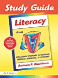 Study Guide-Literacy from A to Z, Barbara R. Blackburn, 1596670843