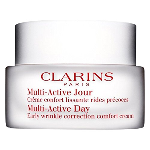 (Clarins Multi-Active Day Early Wrinkle Correction Cream-Dry Skin 50ml)