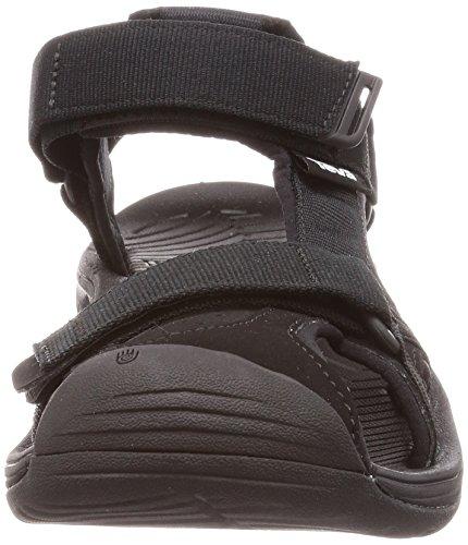 Toe Black Teva Pro 9 Hurricane 2 Sandals Uk 615fBvnw5q