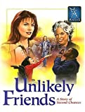 img - for Unlikely Friends: A Story of Second Chances (Touched by an Angel) by Monica Hall (1999-05-06) book / textbook / text book