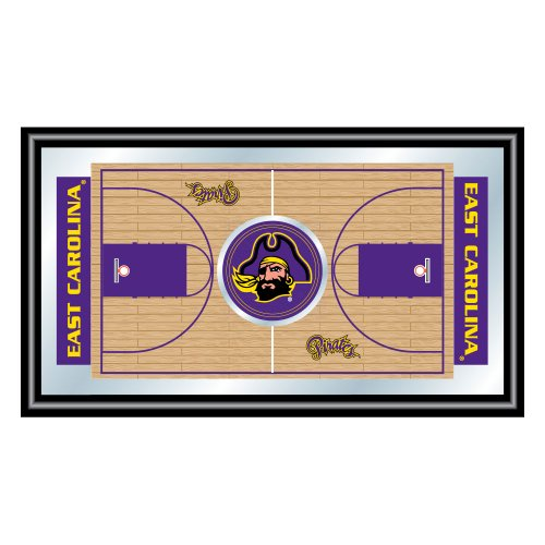 (NCAA East Carolina University Framed Logo Mirror)