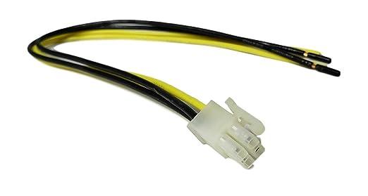 [SCHEMATICS_4ER]  Amazon.com: Alpine 4-PIN Plug Wire Harness 300BT 350BT 400BT Speaker Level  Input US Seller: Industrial & Scientific   Alpine Amps Wiring Harness      Amazon.com