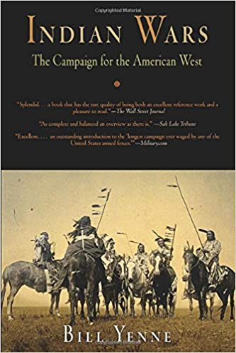890954005f Amazon.com: Indian Wars: The Campaign for the American West ...