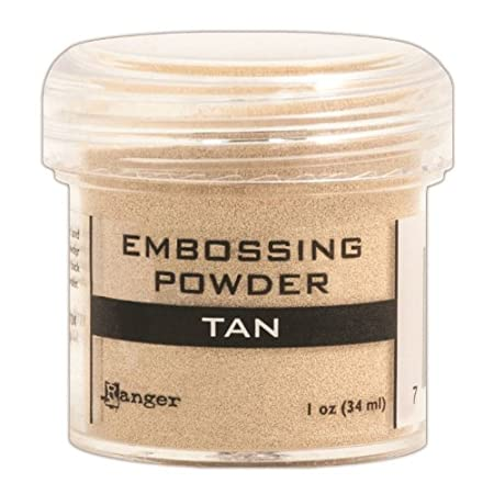 Embossing Powder 1Oz Jar-Blue Ranger EPJ-36548