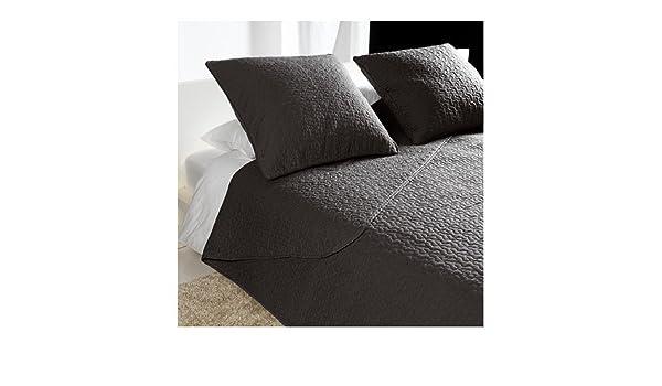 IKEA - ALINA colcha y 2 fundas para cojín cuadrado, Gris ...