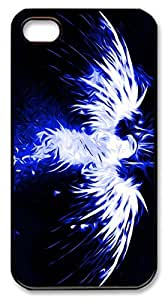 iPhone 6 plus 5.5 Case and Cover Blue Eagles HAC1016 plus 5.5069 PC case Cover for iPhone 6 plus 5.5 and iPhone 6 plus 5.5 Black