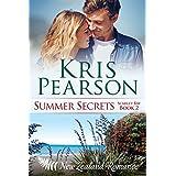 SUMMER SECRETS Scarlet Bay Book 2: Sexy New Zealand beach holiday romance (Scarlet Bay Romance)