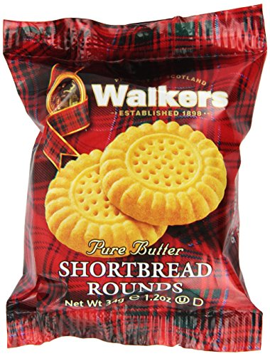 最好吃的饼干!Walkers Shortbread 苏格兰圆形黄油饼