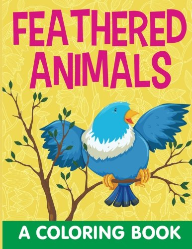Download Feathered Animals (A Coloring Book) PDF