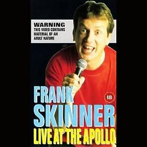 Frank Skinner Live at The Apollo Radio/TV Program