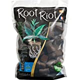 Root Riot RTRTBAG100 Organic Plant Starter Cubes, 100 Cubes