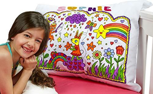 Let's Create My First Pillowcase DIY Pillowcase for Girl boy]()