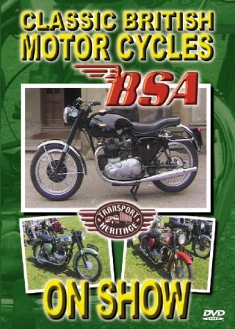 Classic British Motorcycles - BSA