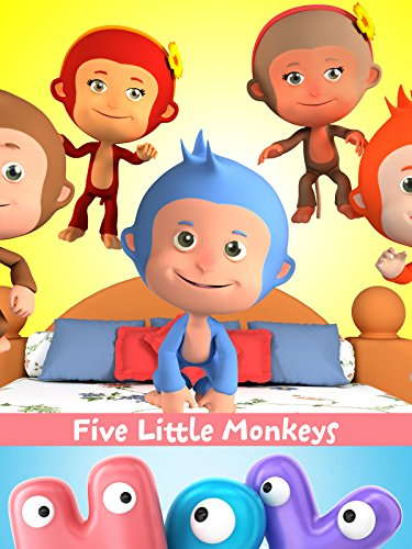 Five Little Monkeys