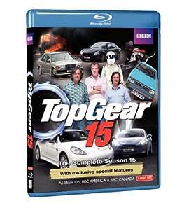 Top Gear 15 [Blu-ray]