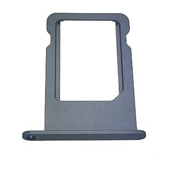 Iphone 5s Sim Karte Einlegen.Apple Iphone Se 5s Sim Kartenhalter Card Tray Holder Nano Schlitten Slot Grau