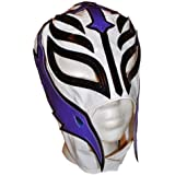 Main Street 24/7 WWE Licensed Rey Mysterio Youths Kid Size White Leather Pro Grade