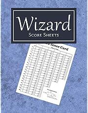 Wizard Score Sheets: Wizard Board Game, Wizard Card Game