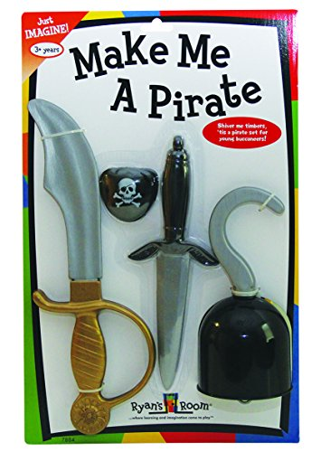 Small World Toys Imaginative Play - Make Me A Pirate Playset by Small World Toys (Image #2)