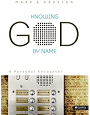KNOWING GOD BY NAME - MEMBER BOOK