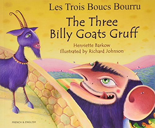 Mantra Lingua The Three Billy Goats Gruff, French and English