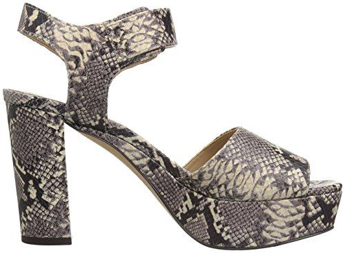 Sandal Print Single Fix Platform Mushroom Women's The Python Buckle Farah Dress qt0qdv