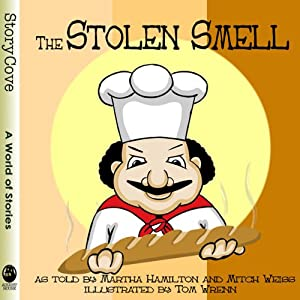 The Stolen Smell Audiobook