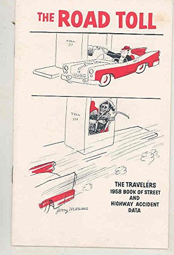 1957 1958 Travelers Insurance Interstate Highway Auto Accidents Bro
