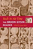 Back in No Time, Brion Gysin, 0819565296