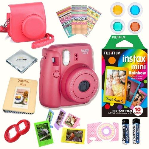 Fujifilm Raspberry Instant Rainbow accessory