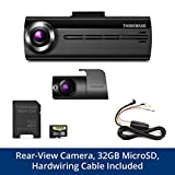 Cheap THINKWARE FA200 Dash Cam Bundle with Front & Rear Cam, Hardwiring Cable, 32GB MicroSD Card Included, Built-in WiFi, Time Lapse