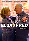 Elsa & Fred on Blu-ray & DVD Dec 30