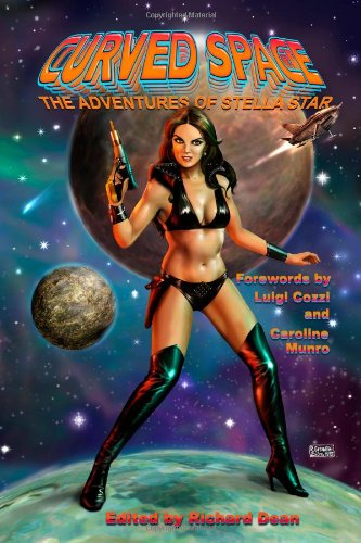 Curved Space - The Adventures of Stella Star