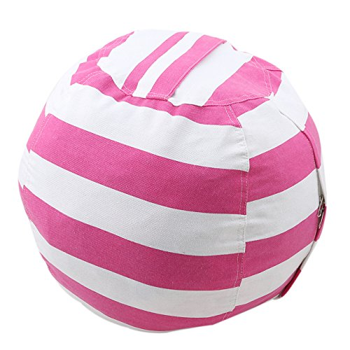 H Us000 Hs Large Stuffed Animal Storage Bean Bag For Kids