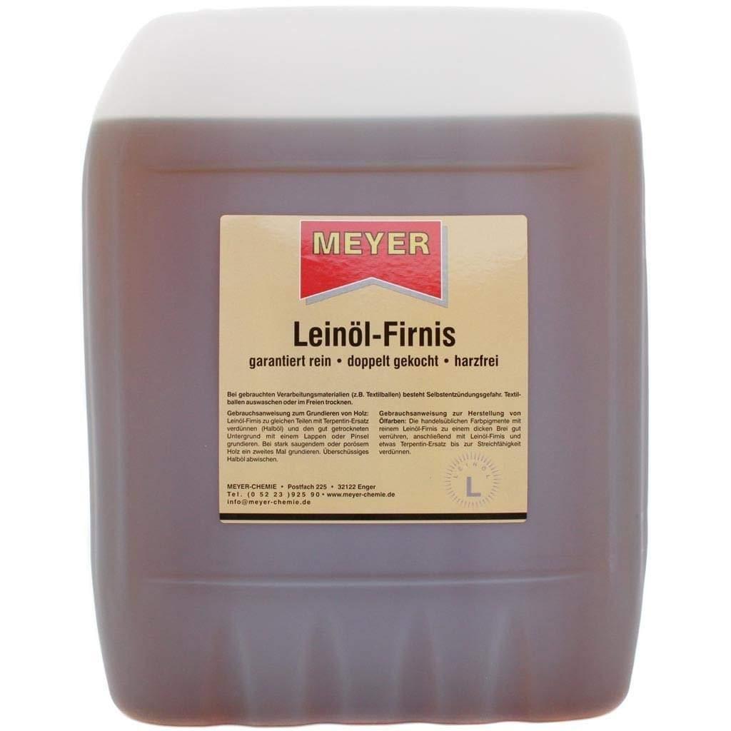 Leinöl, Holzschutz, Bindemittel, 5 Liter