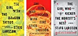 img - for Stieg Larsson's Millennium Trilogy : (The Girl with the Dragon Tattoo) (The Girl Who Played with Fire) (The Girl Who Kicked the Hornet's Nest) (Millennium Trilogy) book / textbook / text book