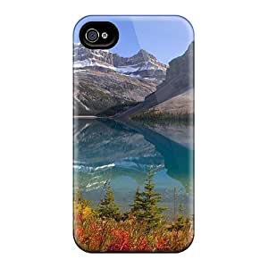 OrangeColor CuHBb1894teFcp Case Cover Skin For Iphone 4/4s (art Pps 1129)