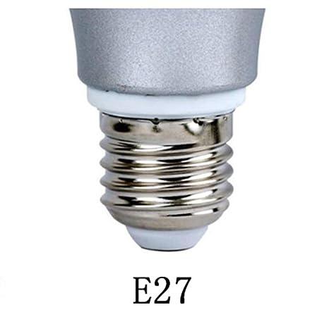 MNII E27 E40 B22 Lámpara LED de boca Bombillas 20W-150W Equivalente Blanco (3000K